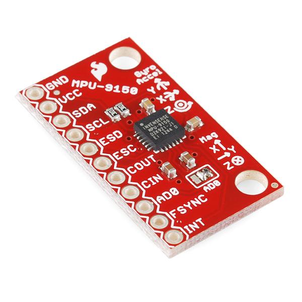 MPU9150 breakout board