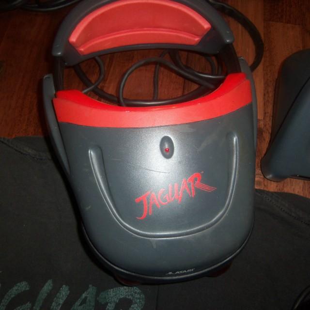 Jaguar VR Atari 3