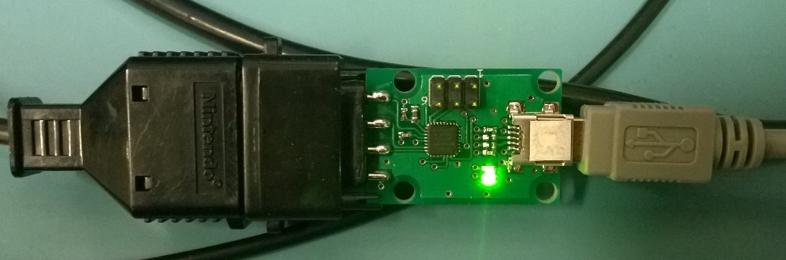 PGLink2 closeup