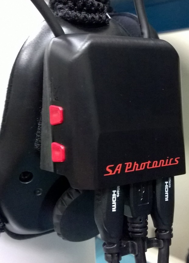 SA-83S electronics