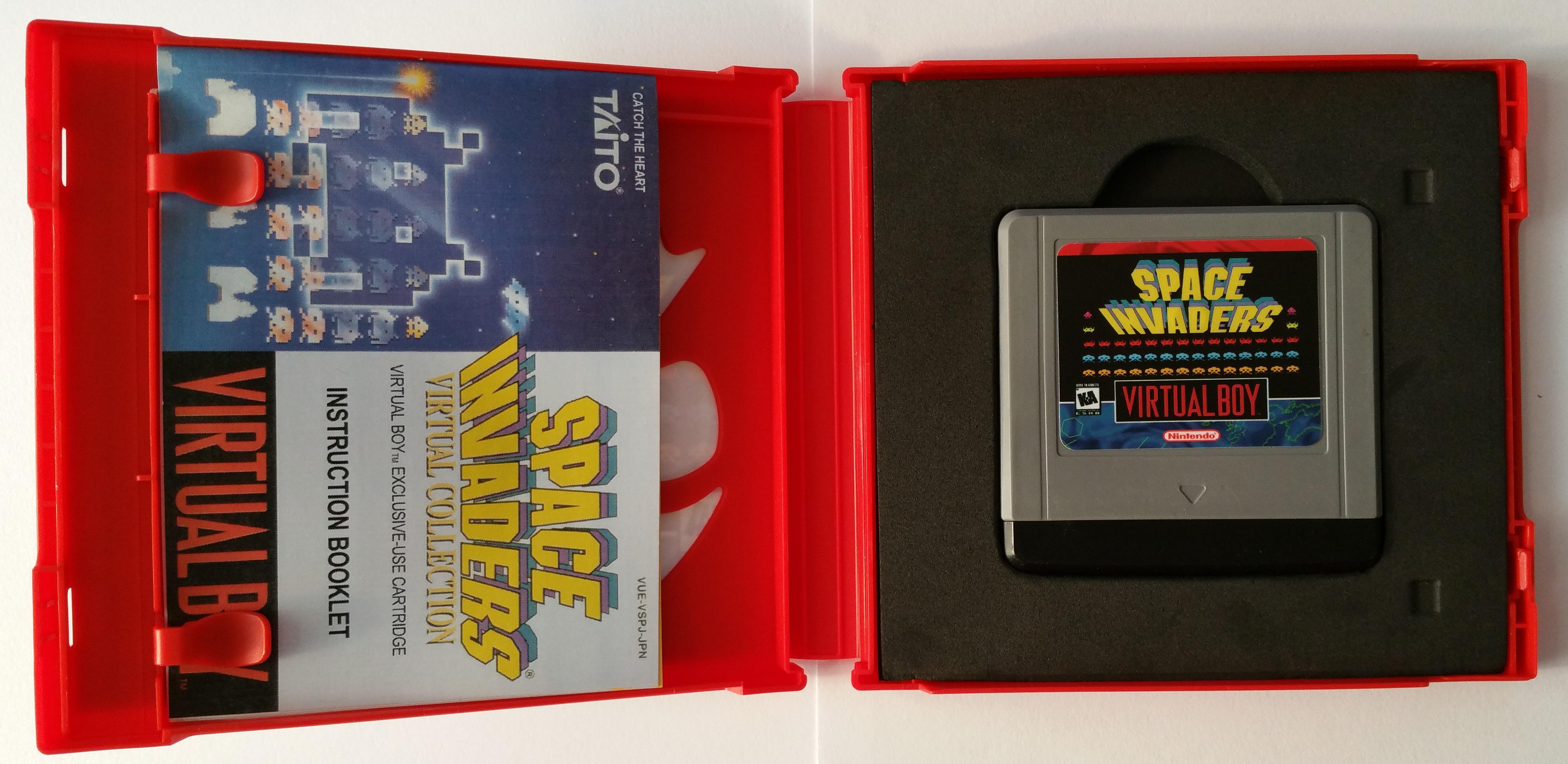 Space Invaders Custom Case insides