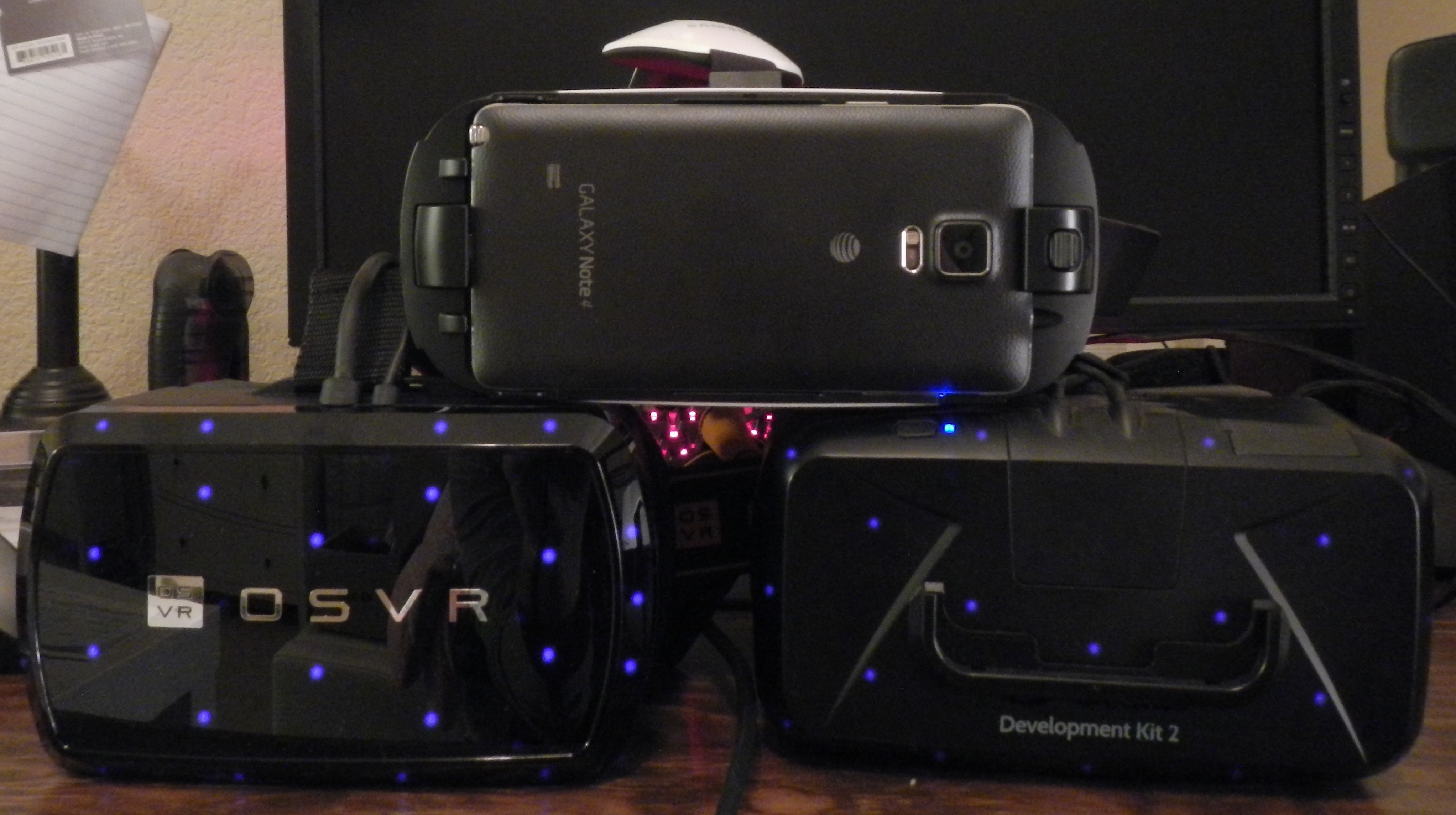 HDK DK2 Gear VR
