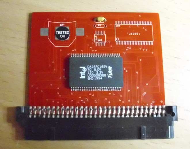 Richard Bound High RED PCB