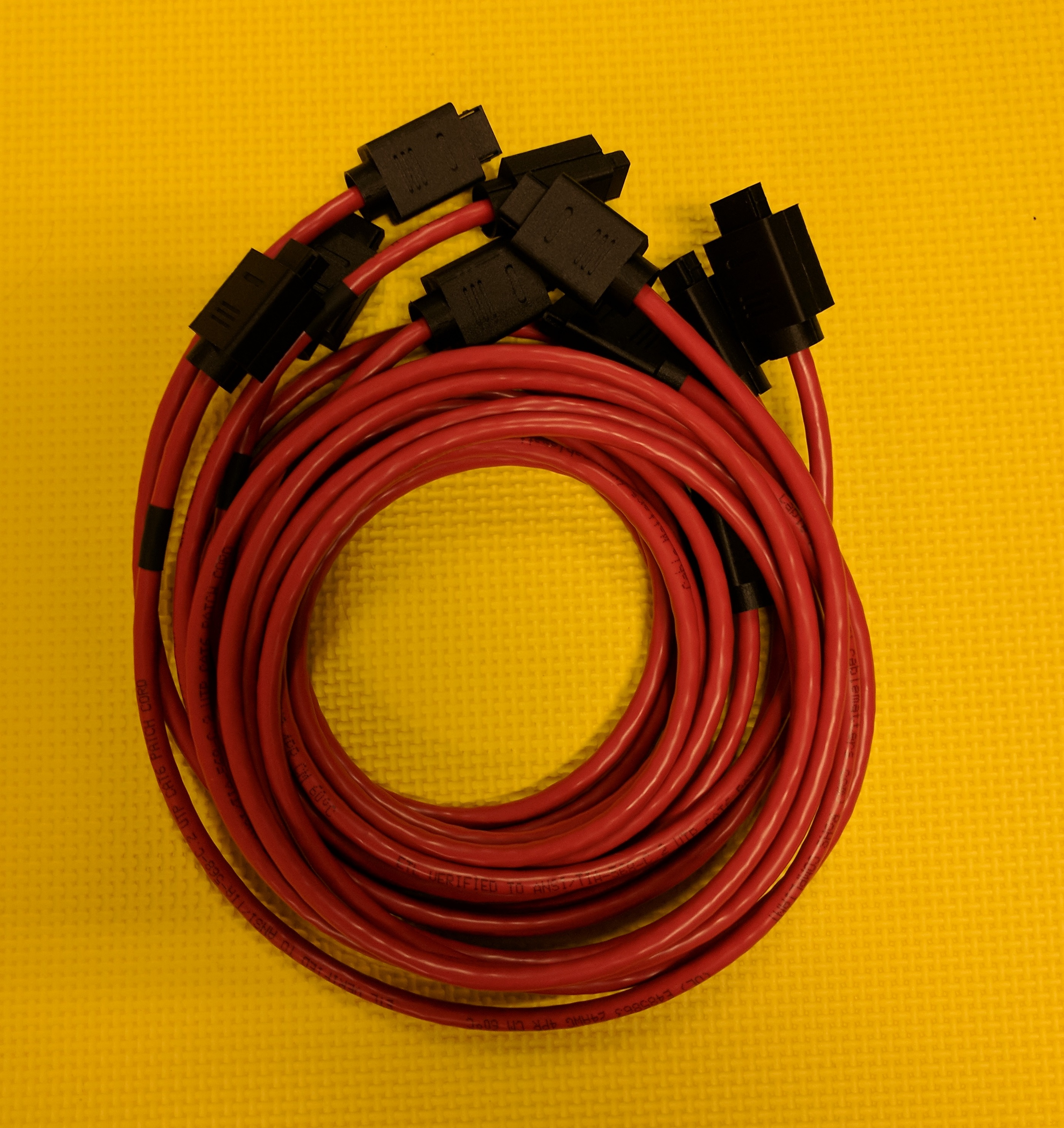 Virtual Boy Wired Link Cable Build