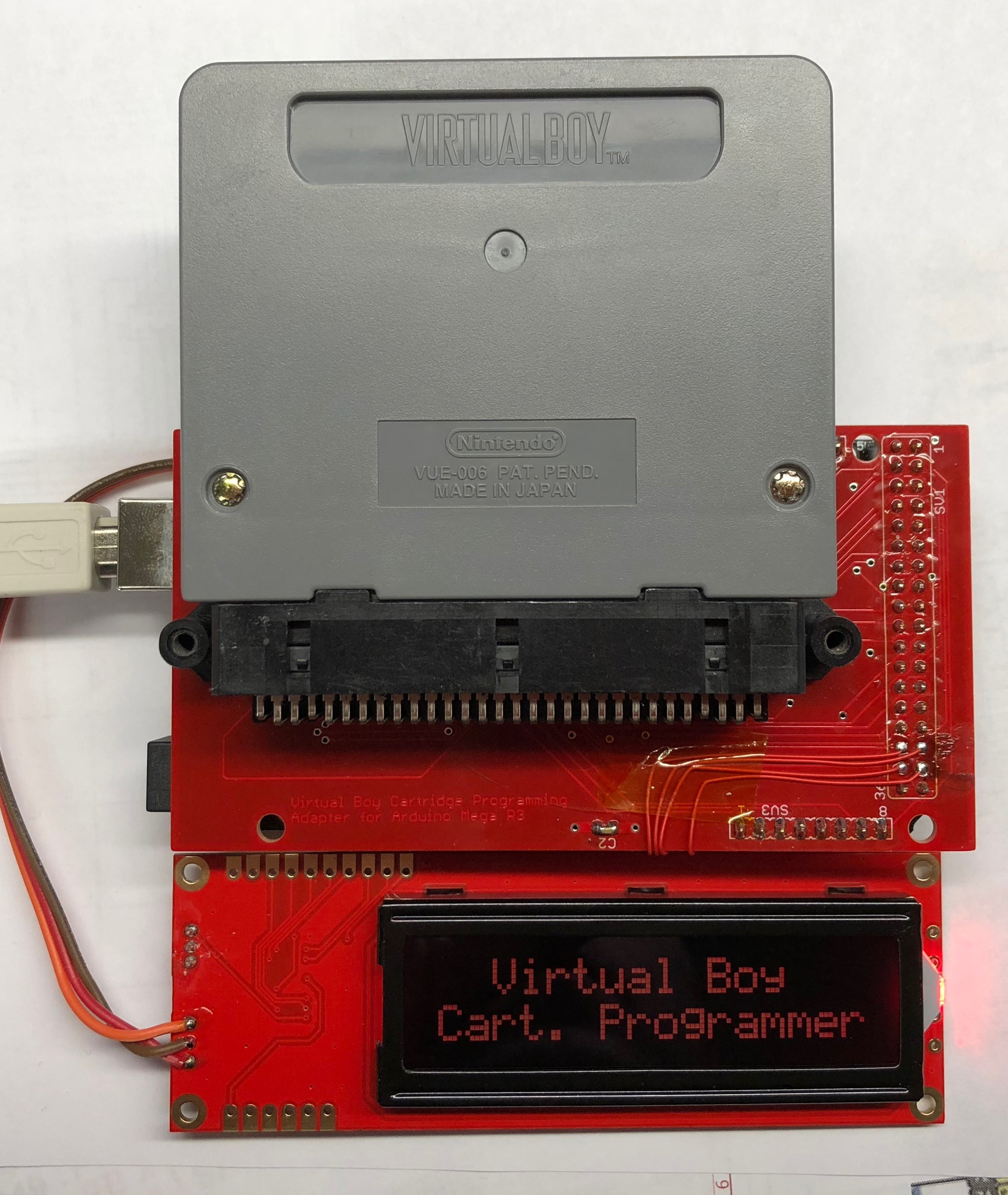 VB Cart Programmer