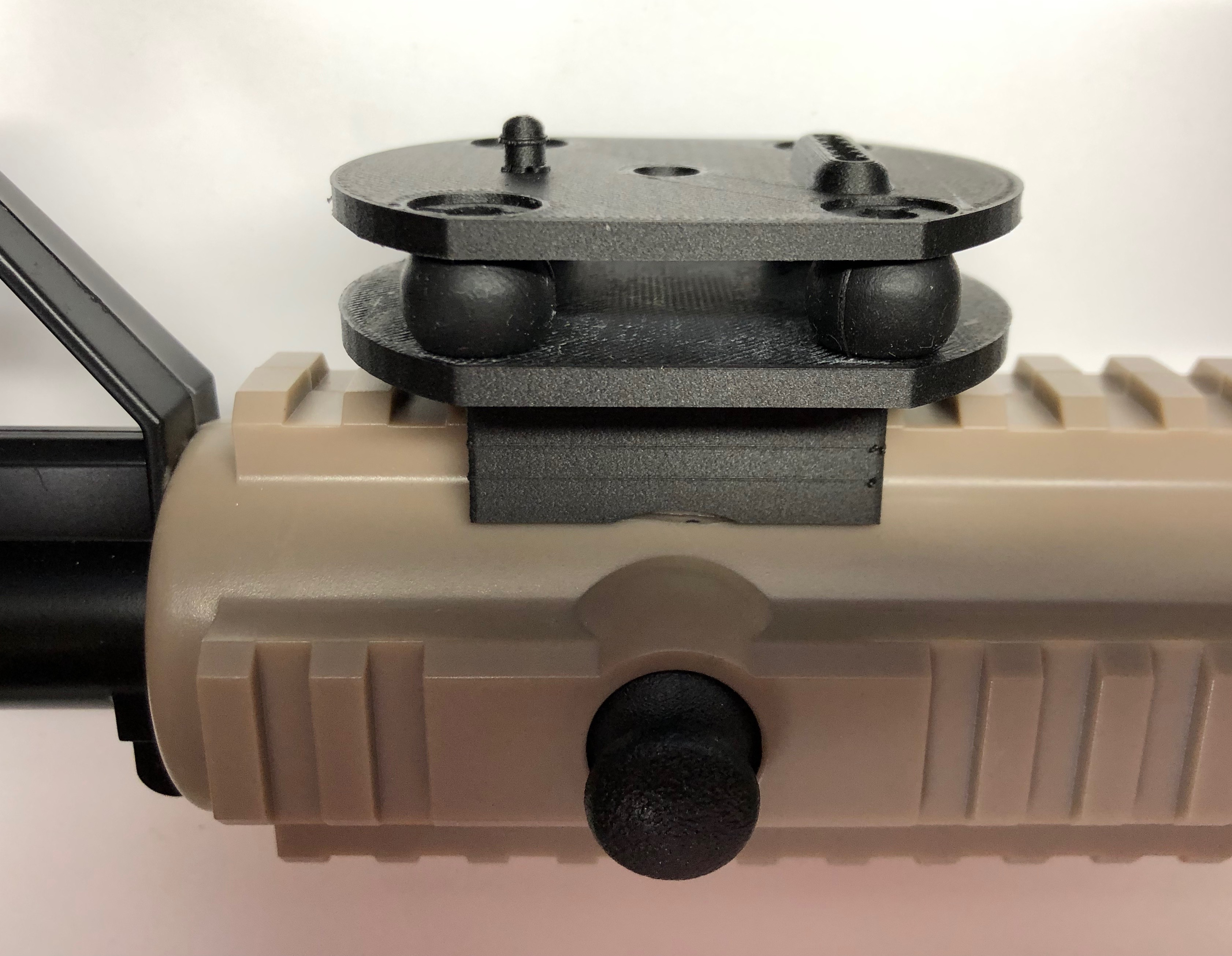 Vive Tracker VR Rifle Project